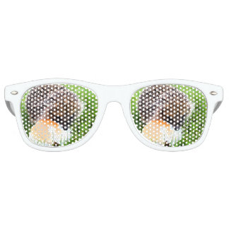 CUTE HEDGEHOG RETRO SUNGLASSES