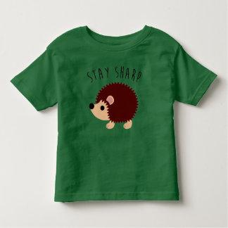 Cute Hedgehog Toddler's T-Shirt