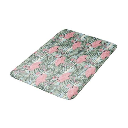 Flamingo Bath Mats Amp Rugs Zazzle Co Uk