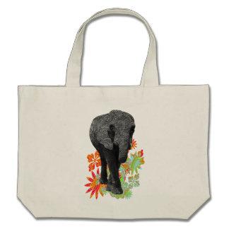 Cute Hippie Elephant bags