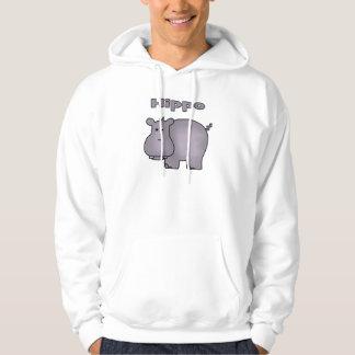 Cute Hippo Hoodie