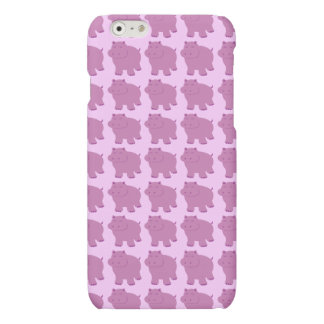 Cute Hippo iPhone 6/6s Case iPhone 6 Plus Case