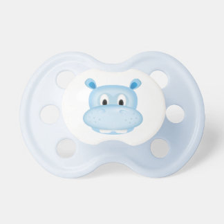 Cute Hippo Pacifier