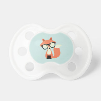 Cute Hipster Red Fox Dummy
