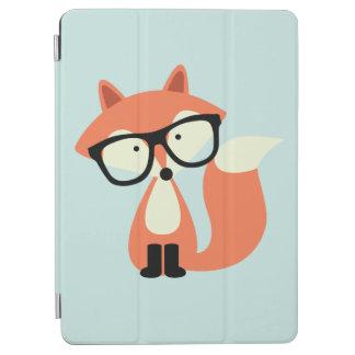 Cute Hipster Red Fox iPad Air Cover