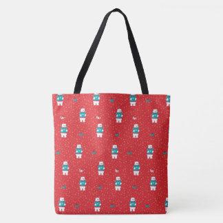 Cute Holiday Tote Bag