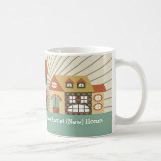 Cute Home Sweet (New) Home Housewarming Mug