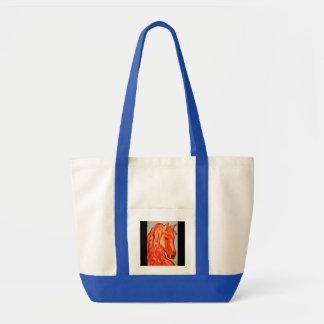 Cute Horse Impulse Tote Bag
