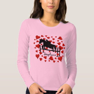 Cute Horse Jumper and Hearts T Shirts