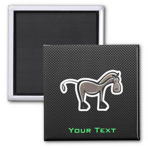 Cute Horse; Sleek Magnet