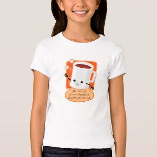 Cute Hot Chocolate Kids Shirts