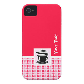 Cute Hot Coffee iPhone 4 Cases