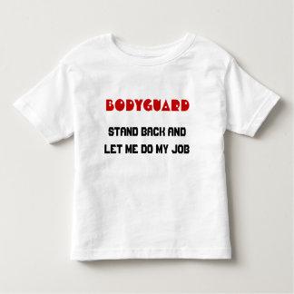 "Cute Humorous ""Bodyguard"" T-Shirt"