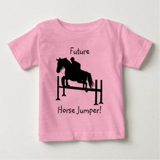 Cute Hunter Jumper Horse Tee Shirt
