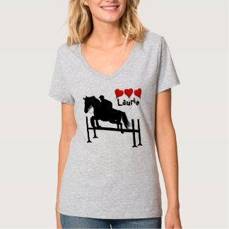 Cute Hunter Jumper Horse Tees