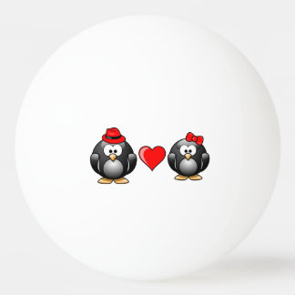 Cute I Found My Penguin Mate for Life Red Heart