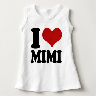 Cute I Heart Mimi T-shirts