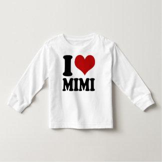 Cute I Heart Mimi Tees