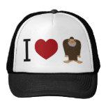 CUTE! I LOVE <3 BIGFOOT design - Finding Bigfoot