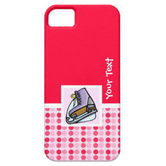 Cute Ice Skate Barely There iPhone 5 Case