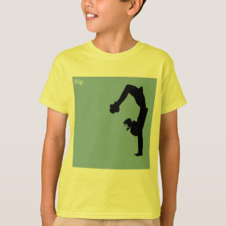 Cute iFlip Gymnastics Shirt