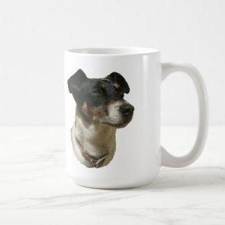 Cute Jack Russell Dog Coffee Mug