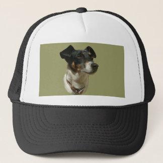 Cute Jack Russell Dog Trucker Hat