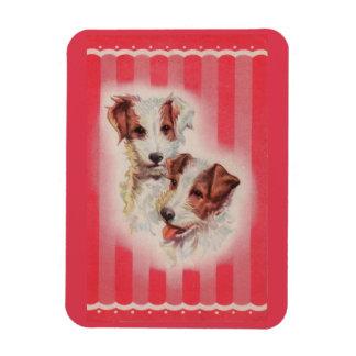 CUTE Jack Russell terriers Magnet