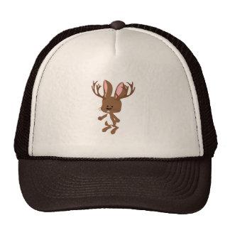 Cute Jackalope Cap