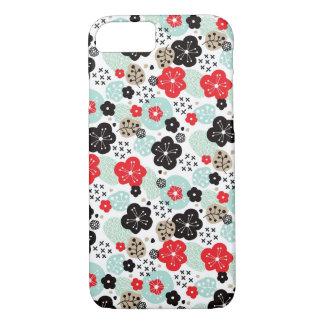 Cute Japanese patterns design iPhone 8/7 Case