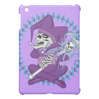 Cute Jester Skull Cover For The iPad Mini