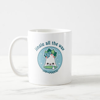 Cute Jingle Bell Coffee Mug