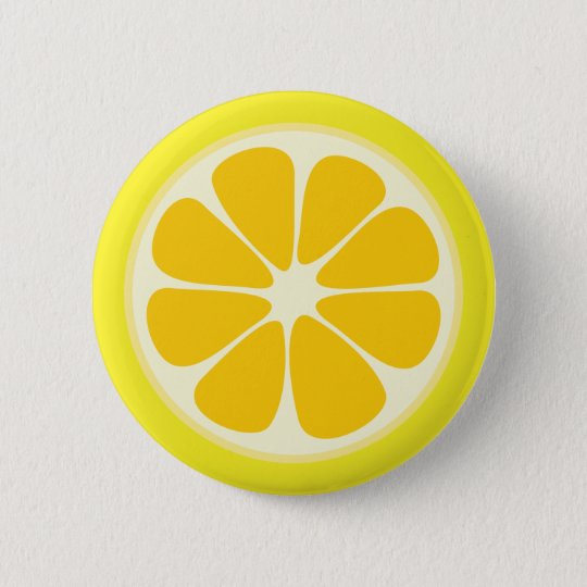 Cute Juicy Citrus Lemon Tropical Fruit Slice 6