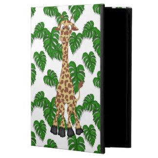 Cute Jungle Giraffe iPad Air 2 case