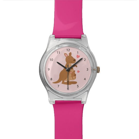 Cute Kangaroo Baby Joey For Kids Watch