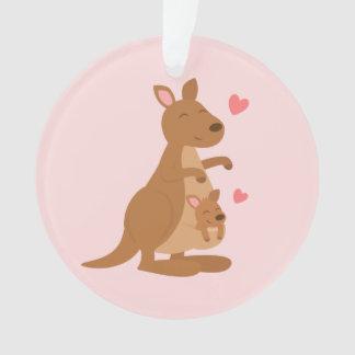 Cute Kangaroo Baby Joey Kids Room Decor Ornament