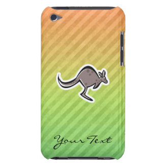 Cute Kangaroo Design Barely There iPod Cover