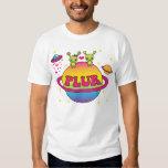 Cute Kawaii Aliens Plur T-shirts