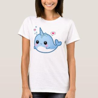 Cute kawaii baby narwhal T-Shirt