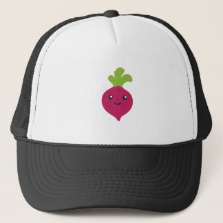 Cute Kawaii Beet Trucker Hat