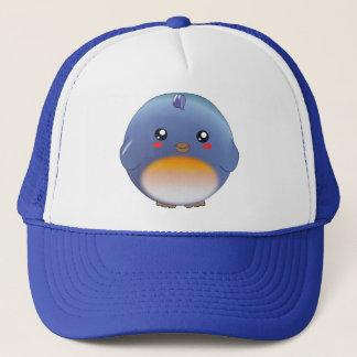 Cute kawaii bluebird hat / cap