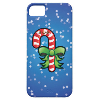 Cute Kawaii Candy Cane Christmas iPhone 5 5s Case iPhone 5 Cover