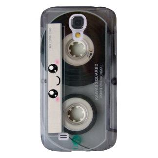 Cute Kawaii Cassette Tape Galaxy S4 Case