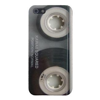 Cute Kawaii Cassette Tape iPhone 5/5S Cover