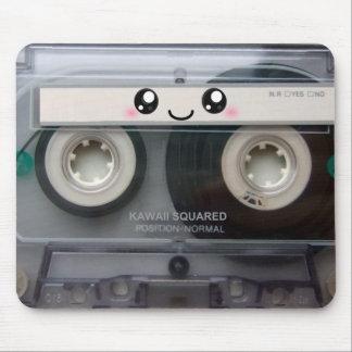 Cute Kawaii Cassette Tape Mouse Mat