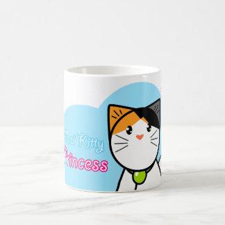 Cute Kawaii Cat Mug Ozzi Kitty - Princess