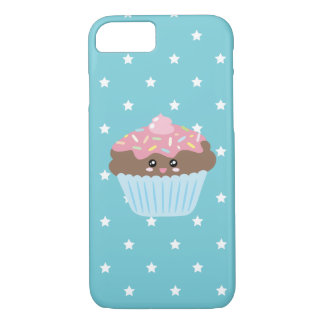 Cute Kawaii Cupcake iPhone 8/7 Case