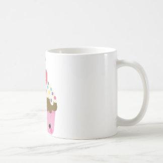 Cute Kawaii Cupcake Coffee Mug