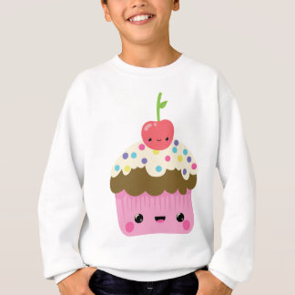 Cute Kawaii Cupcake Sweatshirt