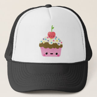 Cute Kawaii Cupcake Trucker Hat
